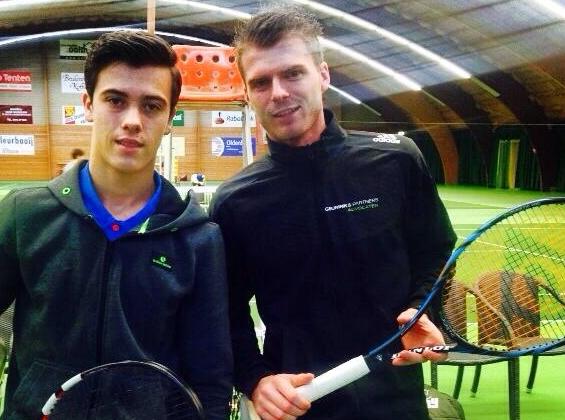 Arjan Pastoors finalist van Achterhoek Open ...